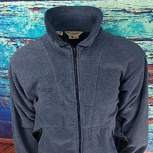 🔹COLUMBIA full zip light jacket